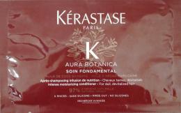 Aura Botanica Soin Fondamental Sachet
