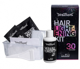 Hair Lightening KIT 30 Vol 9%