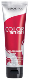 Color Intensity Semi-Permanent Red