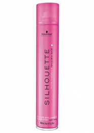 Silhouette Color Brilliance Hairspray MAXI