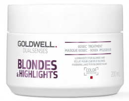 Dualsenses Blondes&Highlights 60sec Treatment