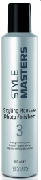 Style Masters Styling Mousse Photo Finisher