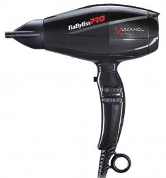 Vulcano V3 Hairdryer Black BAB6180IBE