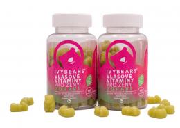 Vlasové vitamíny pro ženy - zdraví, 2PACK