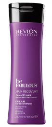 Be Fabulous Damaged Cream Keratin Shampoo
