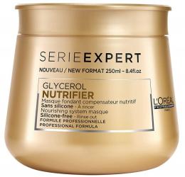 Série Expert Nutrifier Masque