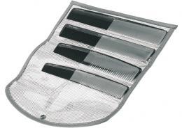 Carbon + Ion Comb Pouch SC