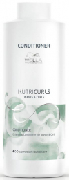 Nutricurls Waves & Curls Conditioner  MAXI