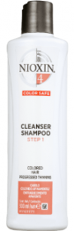 Cleanser Shampoo System 4