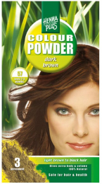 Colour Powder Dark Brown 57