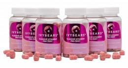 Vlasové vitamíny pro ženy, 6PACK