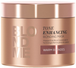 Blond Me Tone Enhancing Bonding Mask Warm Blondes