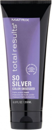Total Results Color Obsessed SoSilver Mask