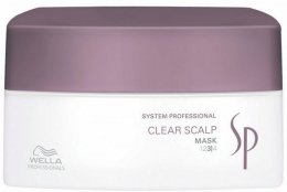 Clear Scalp Mask