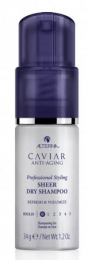 Caviar Professional Styling Sheer Dry Shampoo