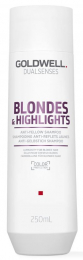 Dualsenses Blondes&Highlights Anti-Yellow Shampoo