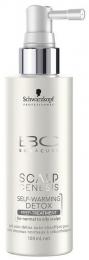 BC Bonacure Scalp Genesis Self-Warming Detox Prep-Treatment