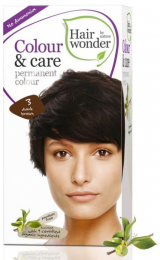Permanent Colour Dark Brown 3