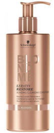 Blond Me Keratin Restore Bonding Cleansing Conditioner All Blond