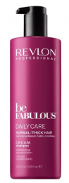 Be Fabulous Normal/Thick Cream Shampoo MAXI
