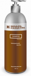 Intensive Repair Shampoo Chocolate MAXI