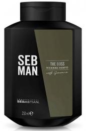 Seb Man The Boss Thickening Shampoo
