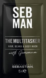 Seb Man The Multi-Tasker 3 In 1 Sachet