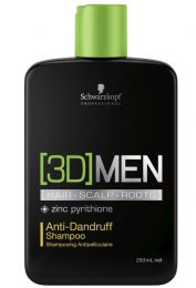 [3D]Mension Anti-Dandruff Shampoo
