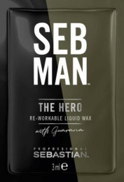 Seb Man The Hero Re-Workable Gel Sachet