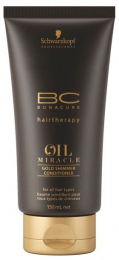BC Bonacure Oil Miracle Gold Shimmer Conditioner