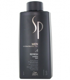 SP Men Refresh Shampoo MAXI