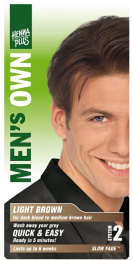 Men´s Own Light Brown
