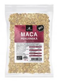 Maca peruánská, sušené kousky BIO 100 g