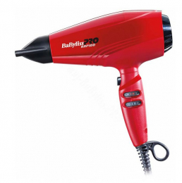 Rapido Hairdryer Red BAB7000IRE
