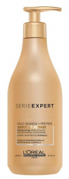 Série Expert Absolut Repair Gold Quinoa + Protein Shampoo 500 ml