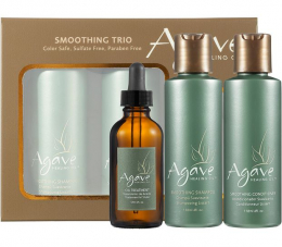 Agave Take Home Smoothing Trio