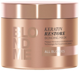 Blond Me Keratin Restore Bonding Mask All Blondes