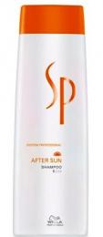 After SUN Shampoo