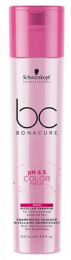 BC Bonacure pH 4.5 Color Freeze Rich Micellar Shampoo