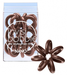 Nano Pretzel Brown, 3 kusy