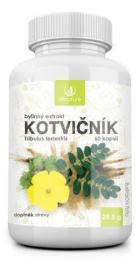 Kotvičník bylinný extrakt 60 cps.