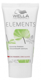 Professionals Elements Renewing Shampoo MINI