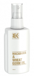 Macadamia & Wheat Germ Oil