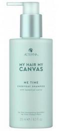 My Hair My Canvas Me Time Everyday Shampoo