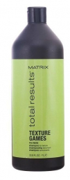 Total Results Texture Games Shampoo MAXI