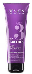 Be Fabulous Hair Recovery Step 3 Cuticle Sealer Shampoo