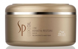 Luxe Oil Keratin Restore Mask