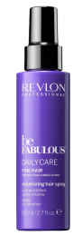 Be Fabulous Fine Volumizing Hair Spray