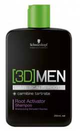 [3D]Mension Root Activator Shampoo