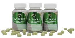 Vlasové vitamíny pro muže, 3PACK